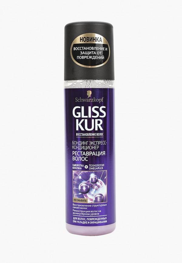 Купить Кондиционер для волос Gliss Kur, Реновация, 200 мл, gl011lwsii38, прозрачный, Весна-лето 2019