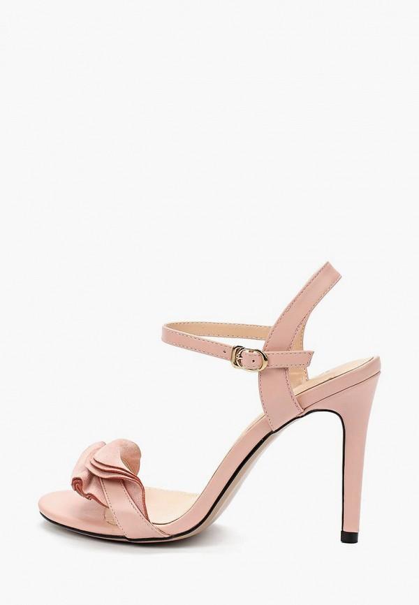 женские босоножки glamforever, розовые