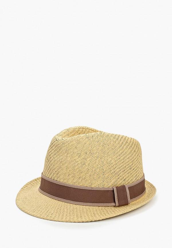 мужская шляпа goorin brothers, бежевая
