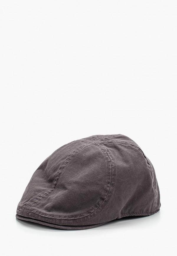 мужская кепка goorin brothers, коричневая
