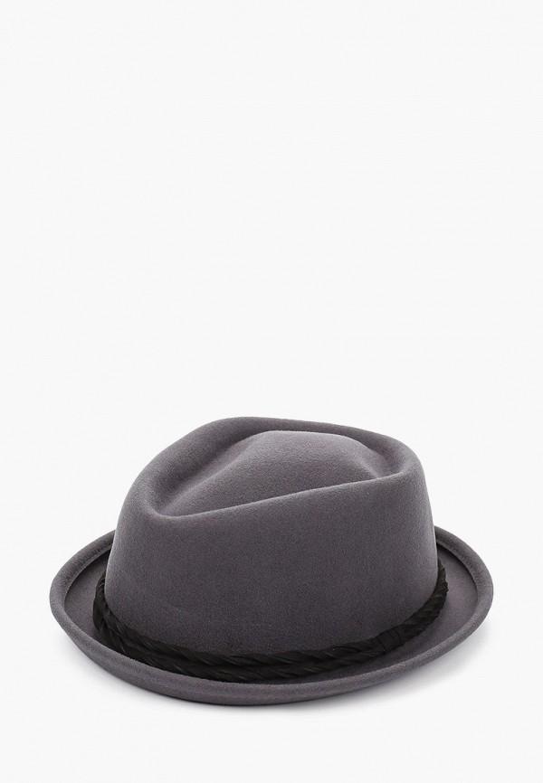 мужская шляпа goorin brothers, серая