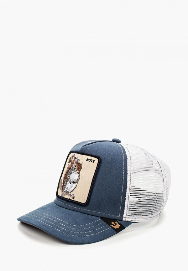 женская бейсболка goorin brothers, синяя