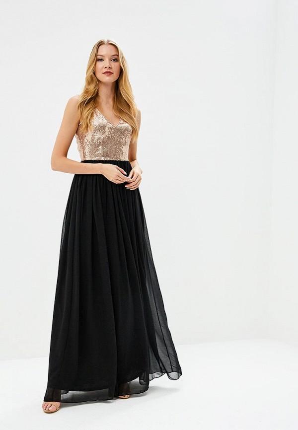 Платье Goddiva Goddiva GO014EWAVAO1 платье goddiva size plus goddiva size plus go015ewavbh5