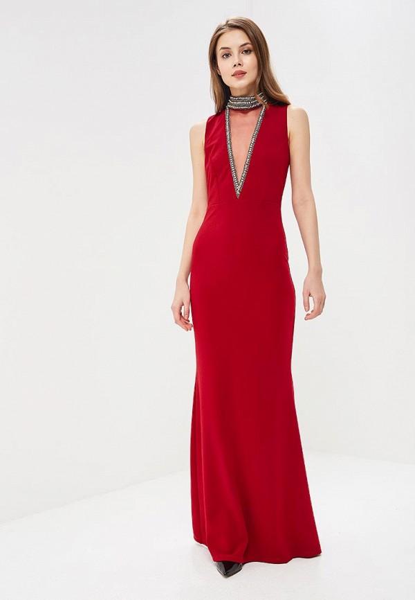 Платье Goddiva Goddiva GO014EWAVAQ1 платье goddiva size plus goddiva size plus go015ewavbh5