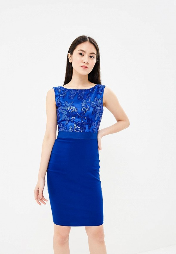 цена Платье Goddiva Goddiva GO014EWAVAW8