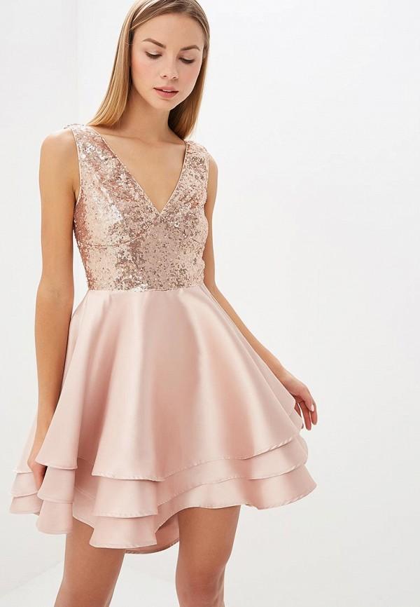 Платье Goddiva Goddiva GO014EWCSIJ0