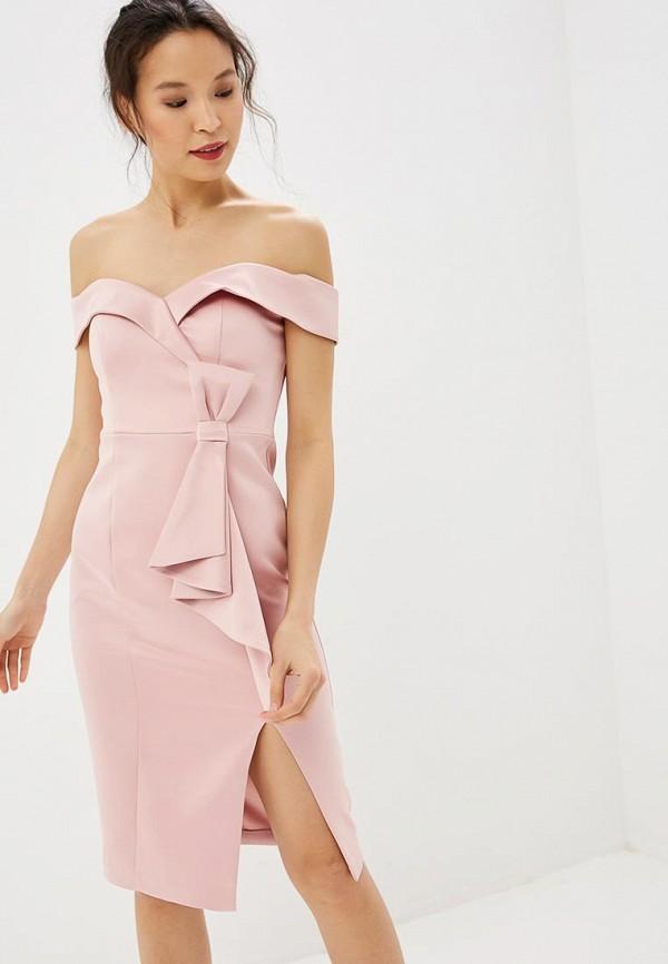 Платье Goddiva Goddiva GO014EWEQJR9 платье goddiva size plus goddiva size plus go015ewavbh5
