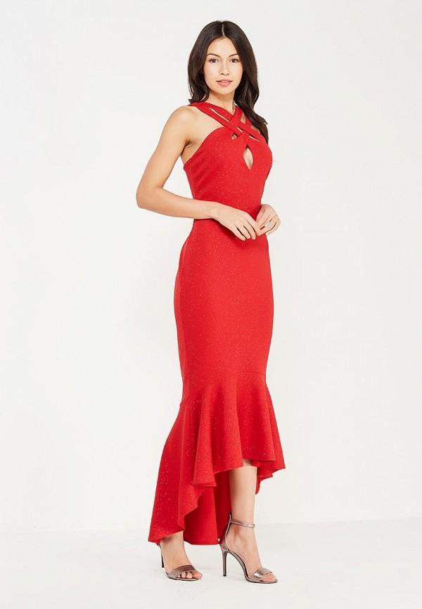 Платье Goddiva Goddiva GO014EWXQP91 платье goddiva size plus goddiva size plus go015ewavbh5