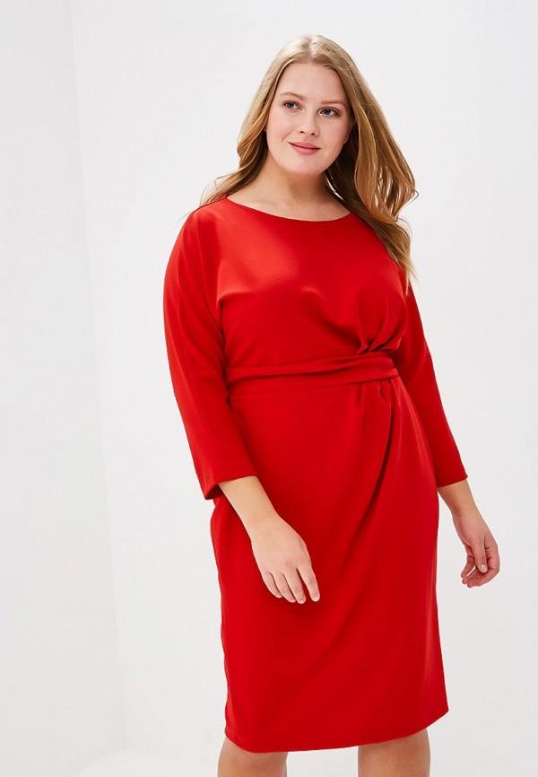 Платье Goddiva Size Plus Goddiva Size Plus GO015EWAVBG9 plus size skew collar skull t shirt