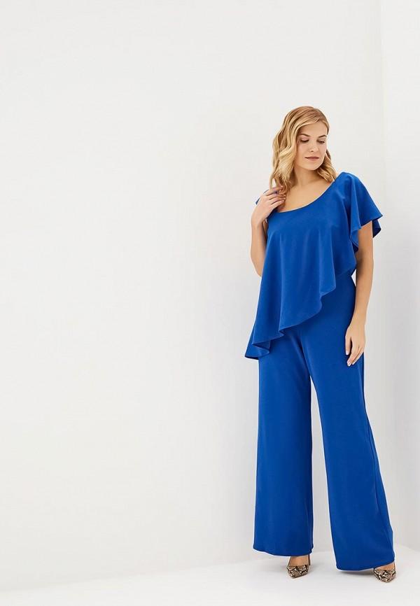 Комбинезон Goddiva Size Plus Goddiva Size Plus GO015EWCSIK9 stylish plus size cutwork lace overlay dress for women