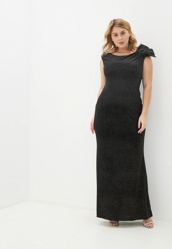 Платье Goddiva Size Plus Goddiva Size Plus GO015EWCSIN1 платье goddiva size plus goddiva size plus go015ewavbh4