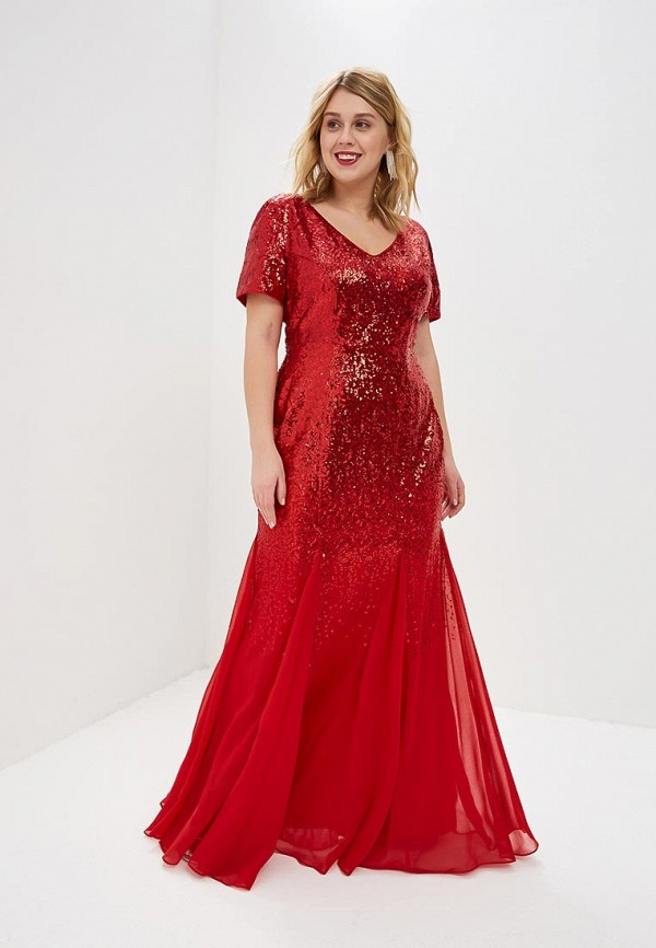 Платье Goddiva Size Plus Goddiva Size Plus GO015EWEQJT2 платье goddiva size plus goddiva size plus go015ewcsil4