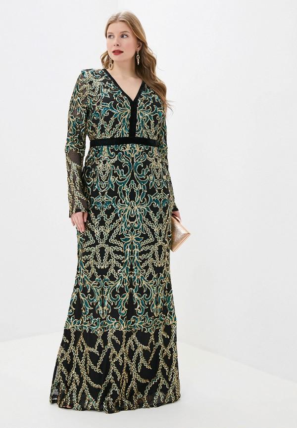 Платье Goddiva Size Plus Goddiva Size Plus GO015EWGOEA1 emoi size plus 126504