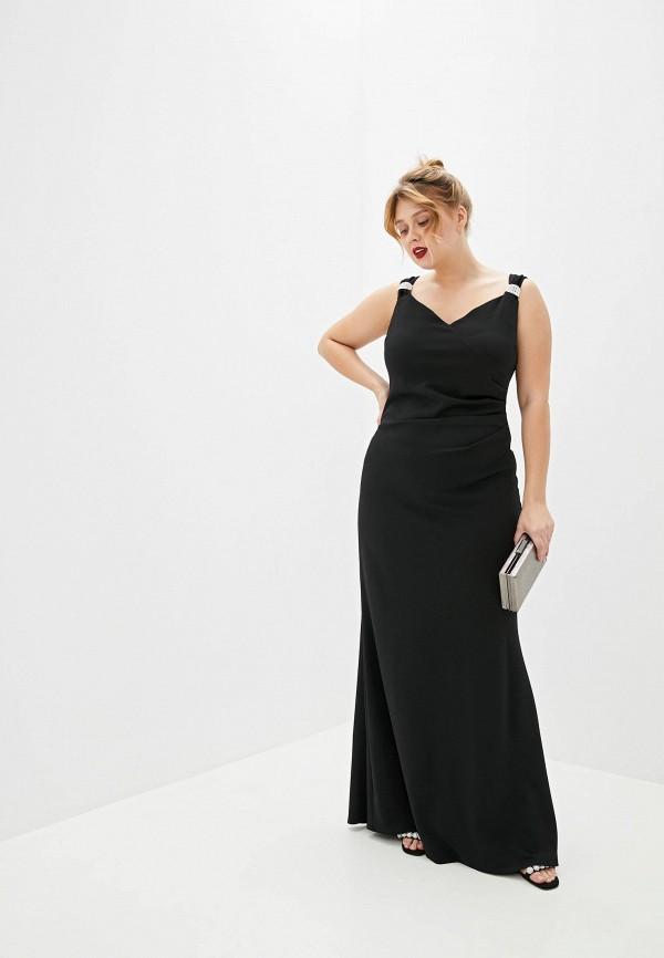 купить Платье Goddiva Size Plus Goddiva Size Plus GO015EWGOEB3 онлайн