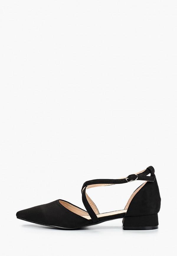 женские туфли go-go, черные
