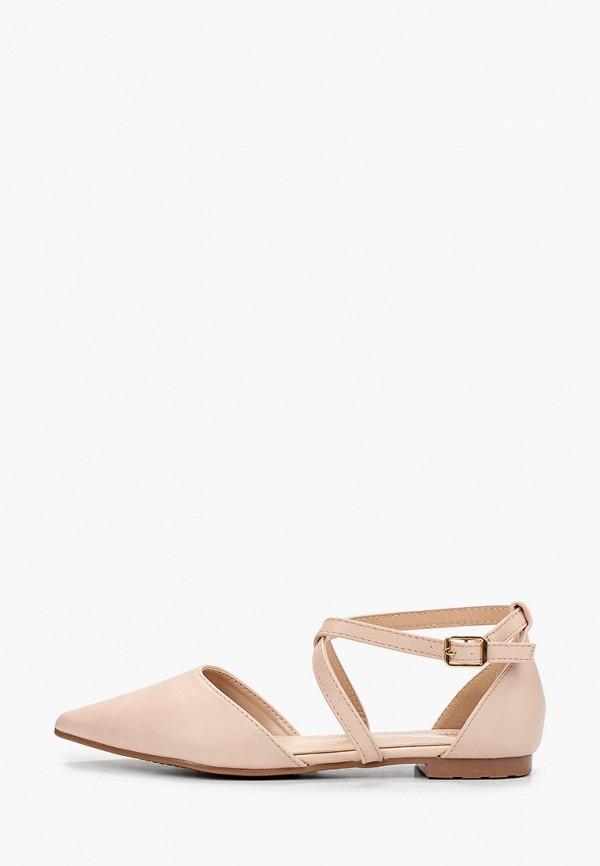 женские туфли go-go, розовые