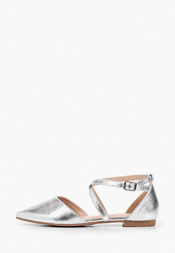 женские туфли go-go, серебряные