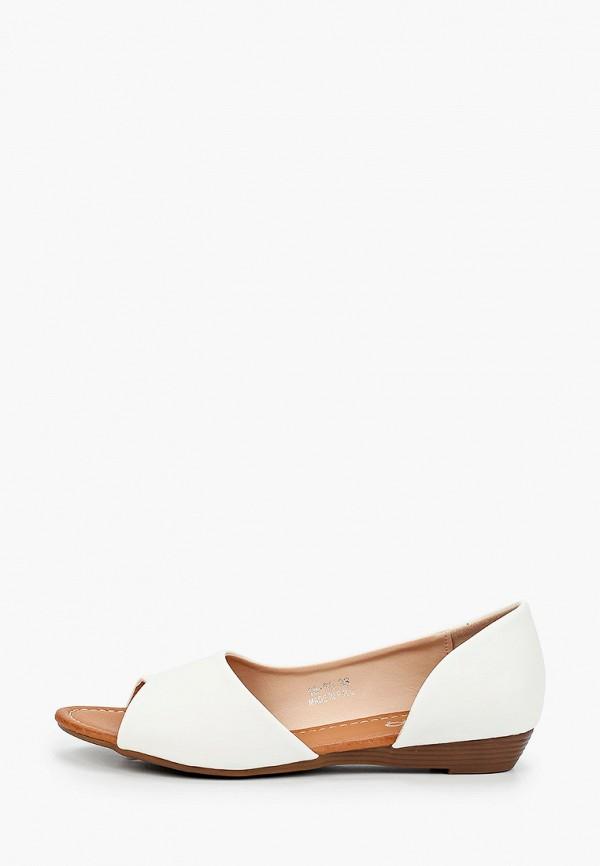 женские туфли go-go, белые