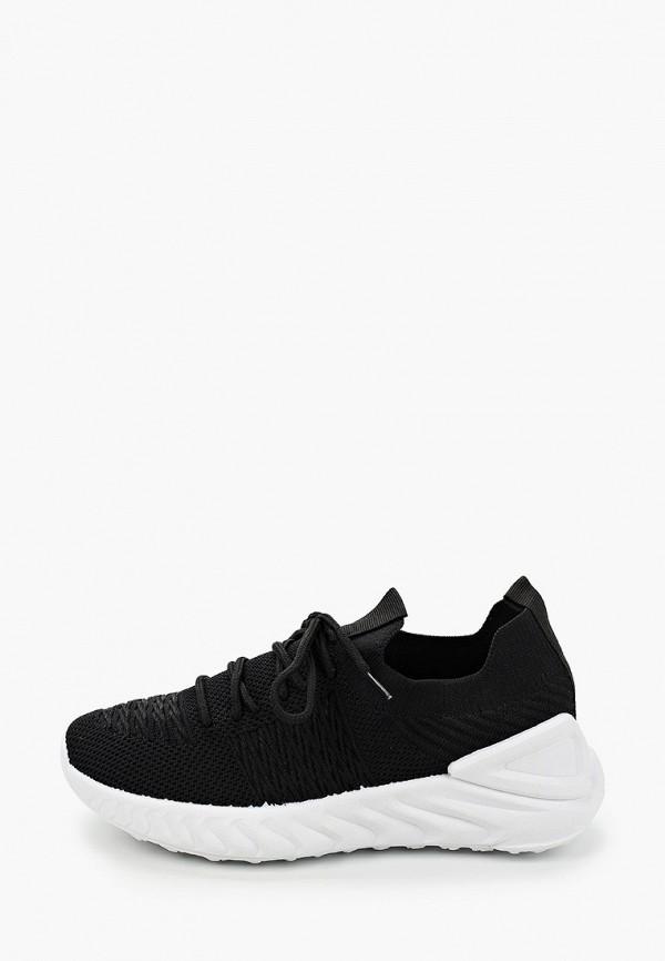 женские кроссовки go-go, черные