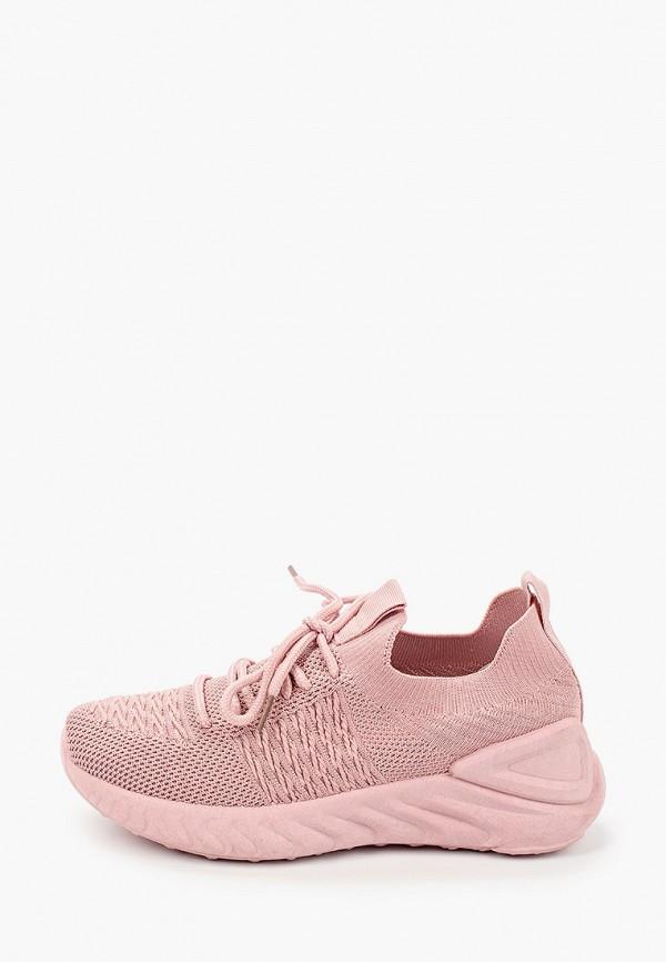 женские кроссовки go-go, розовые