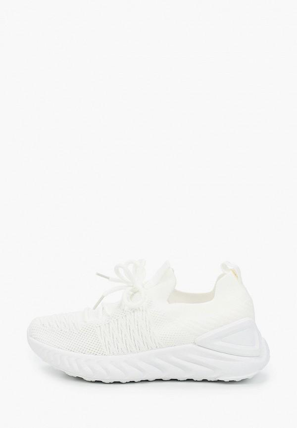 женские кроссовки go-go, белые