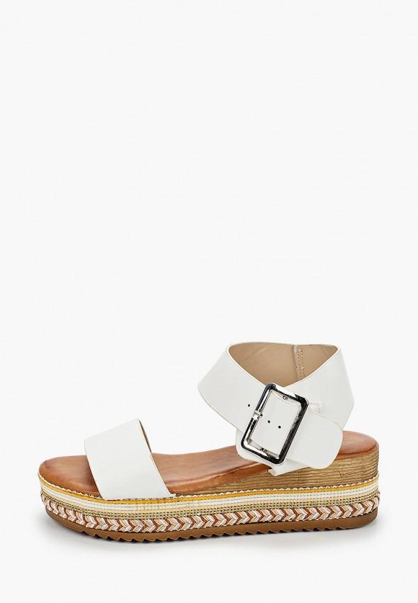 женские сандалии go-go, белые