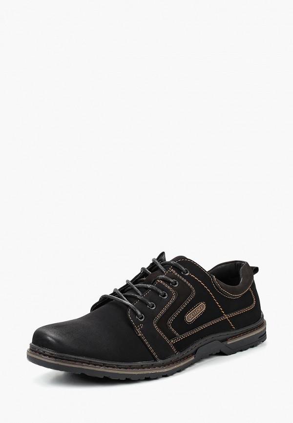 Купить Ботинки Go.Do., GO019AMCALR6, черный, Осень-зима 2018/2019