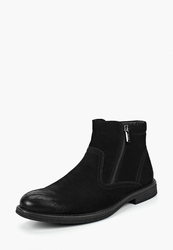Купить Ботинки Go.Do., go019amcalt0, черный, Осень-зима 2018/2019