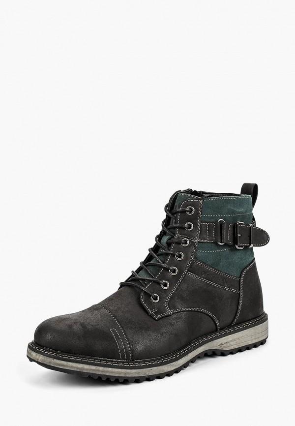 Купить Ботинки Go.Do., GO019AMCALU1, черный, Осень-зима 2018/2019
