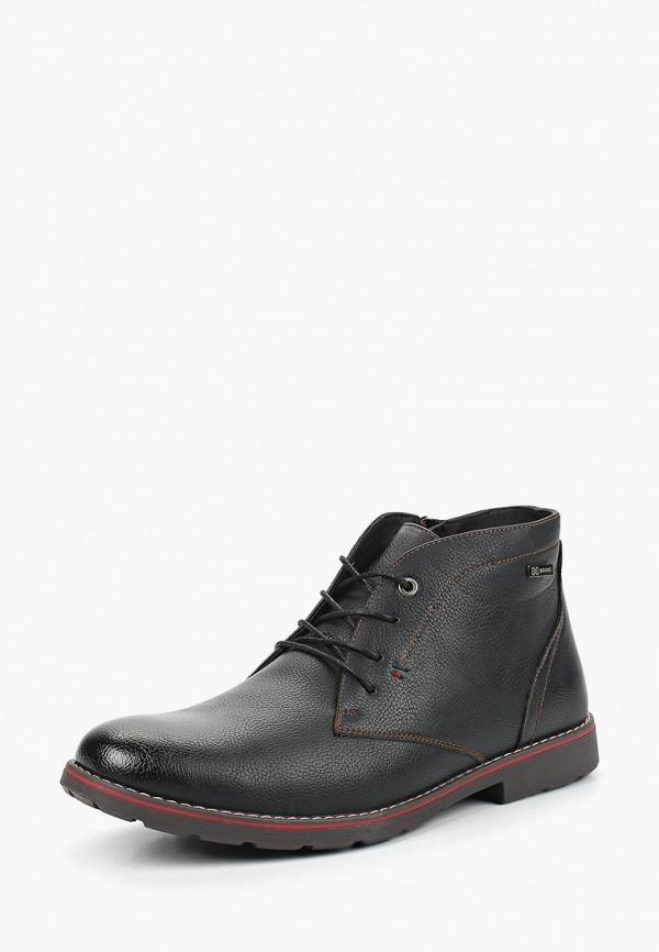 Купить Ботинки Go.Do., go019amcalu7, черный, Осень-зима 2018/2019