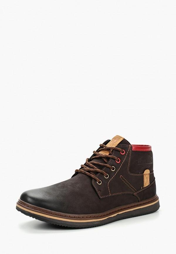 Купить Ботинки Go.Do., go019amcalv0, коричневый, Осень-зима 2018/2019