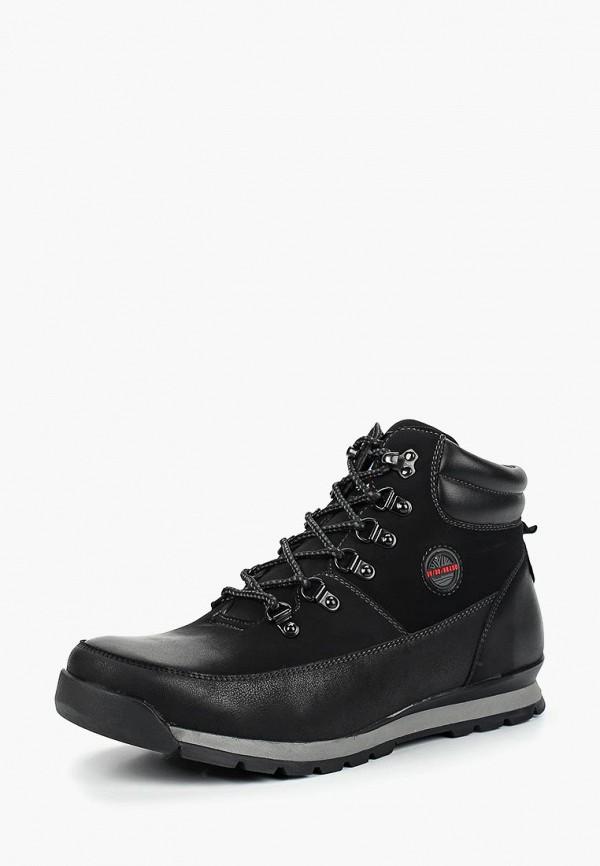 Купить Ботинки Go.Do., go019amcalv2, черный, Осень-зима 2018/2019
