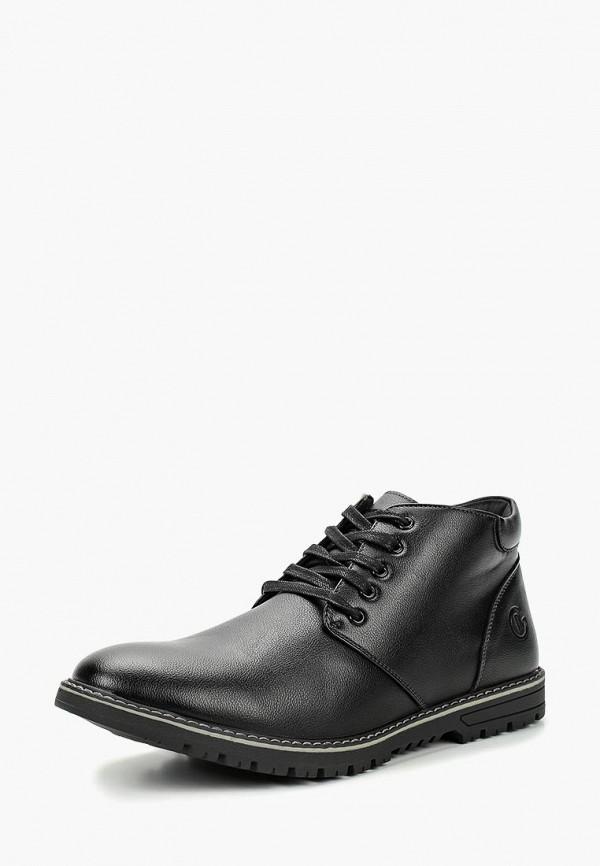 Купить Ботинки Go.Do., go019amcalv3, черный, Осень-зима 2018/2019