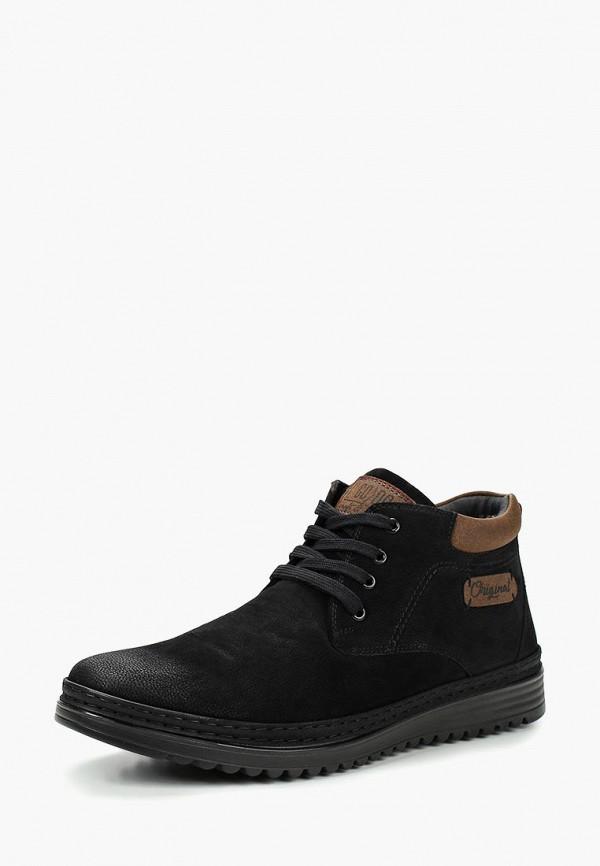 Купить Ботинки Go.Do., go019amcalv4, черный, Осень-зима 2018/2019