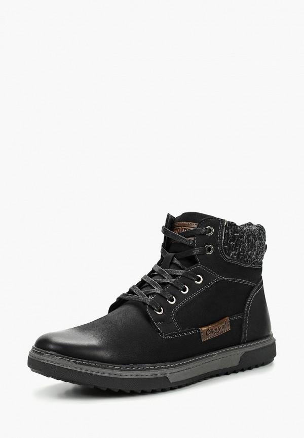 Купить Ботинки Go.Do., go019amcalv6, черный, Осень-зима 2018/2019
