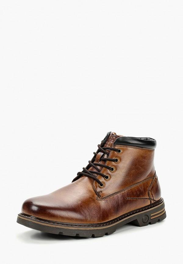 Купить Ботинки Go.Do., go019amcalw0, коричневый, Осень-зима 2018/2019
