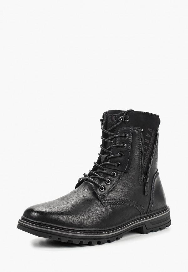 Купить Ботинки Go.Do., go019amcamq6, черный, Осень-зима 2018/2019