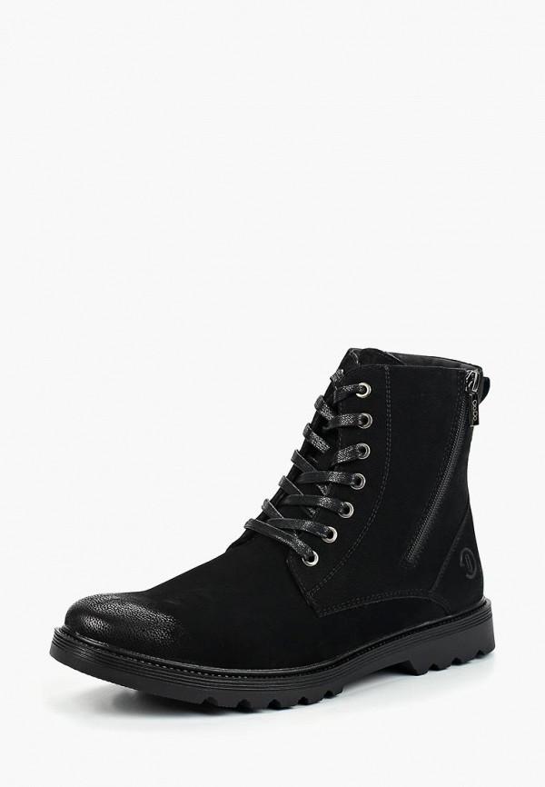 Купить Ботинки Go.Do., go019amcamr3, черный, Осень-зима 2018/2019