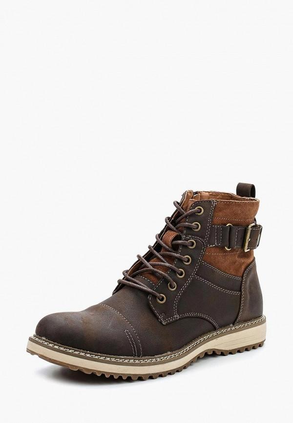 Купить Ботинки Go.Do., GO019AMUQL30, коричневый, Осень-зима 2018/2019