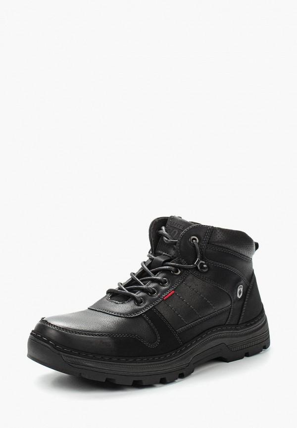 Купить Ботинки Go.Do., go019amuql73, черный, Осень-зима 2018/2019