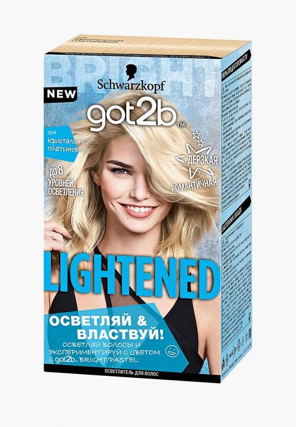 Краска для волос Got2B Got2B GO022LWFXYU5