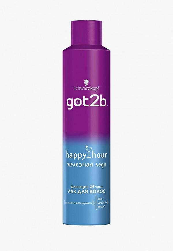 Лак для волос Got2B Got2B GO022LWJOL26 got2b happy hour лак для волос железная леди 300 мл