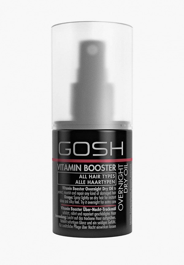 Масло для волос Gosh Gosh GO025LWBCKM5 цена в Москве и Питере