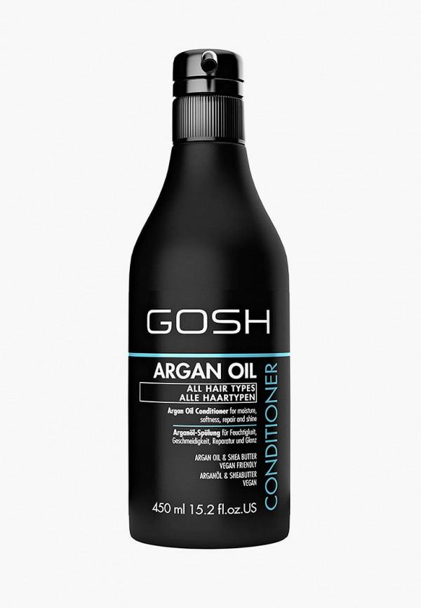 Купить Кондиционер для волос Gosh, c аргановым маслом Argan Oil, 450 мл, go025lwbckn2, белый, Весна-лето 2019