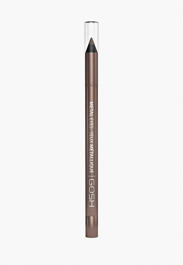 Карандаш для глаз Gosh Gosh GO025LWBCKP4 карандаш для глаз gosh gosh go025lwcjyx8