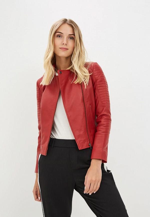 Куртка кожаная GOA GOA GO028EWBMQR6 цена 2017