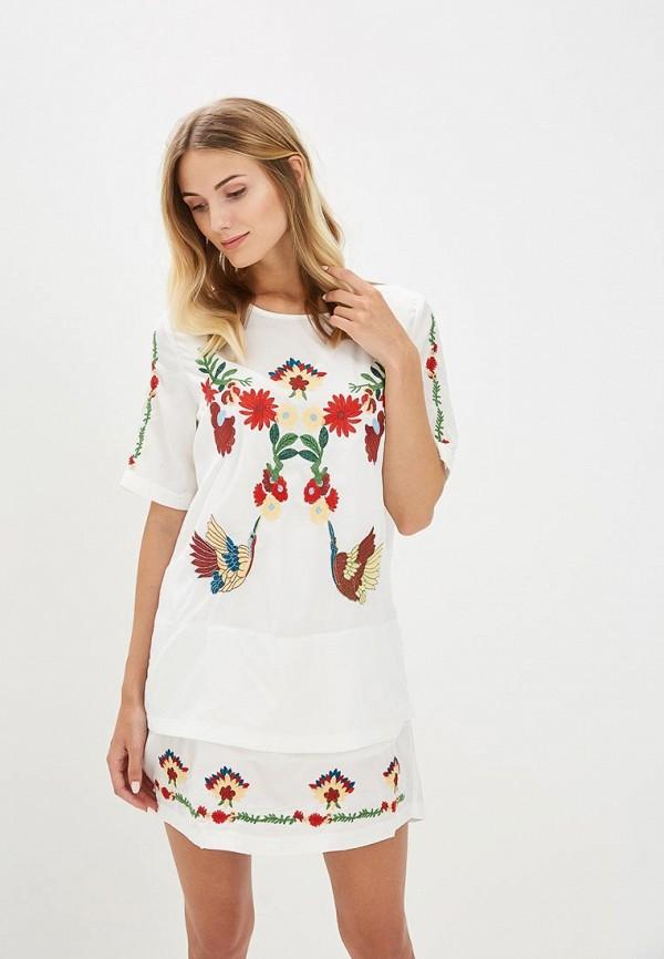 Платье GOA GOA GO028EWBMQU0 цена 2017