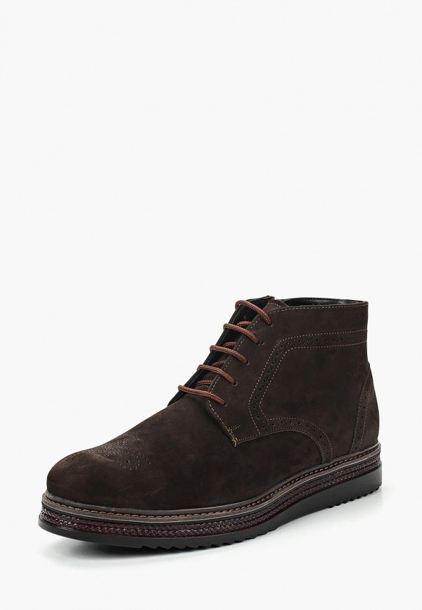 Купить Ботинки Goodzone, go029ambvzr5, коричневый, Осень-зима 2018/2019