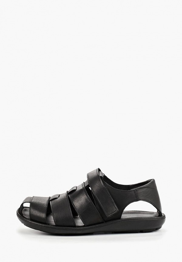 мужские сандалии goodzone, черные