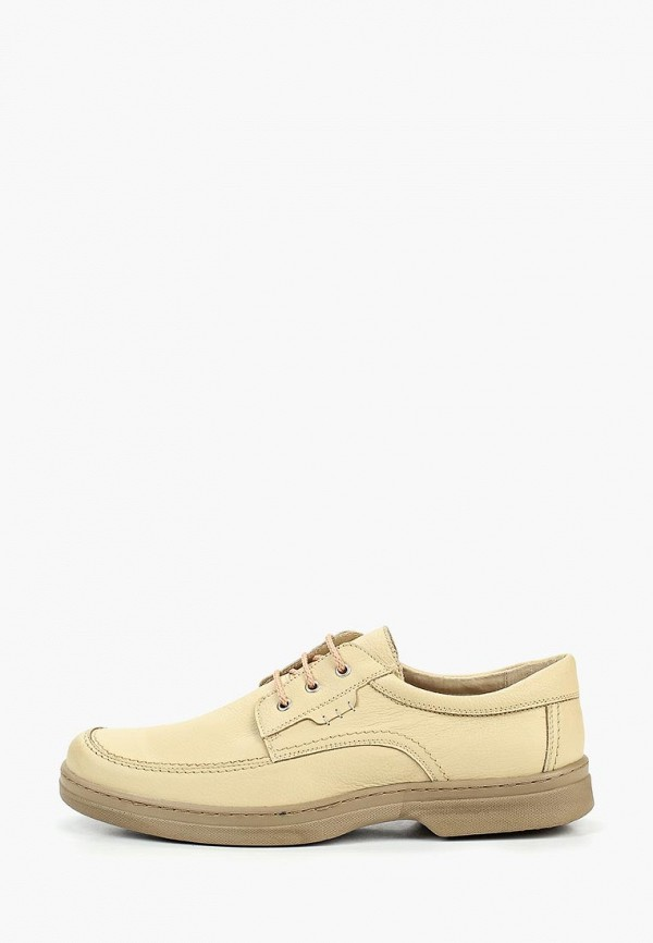 мужские туфли goodzone, бежевые